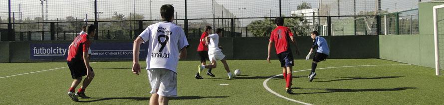 torneos fútbol Valencia