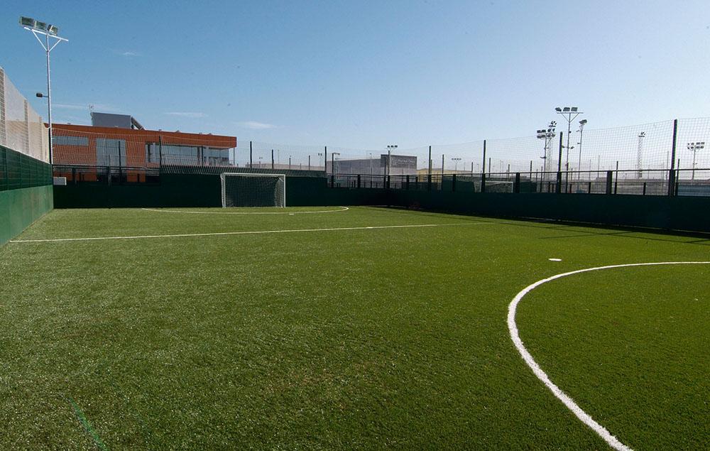 campos fútbol para alquilar