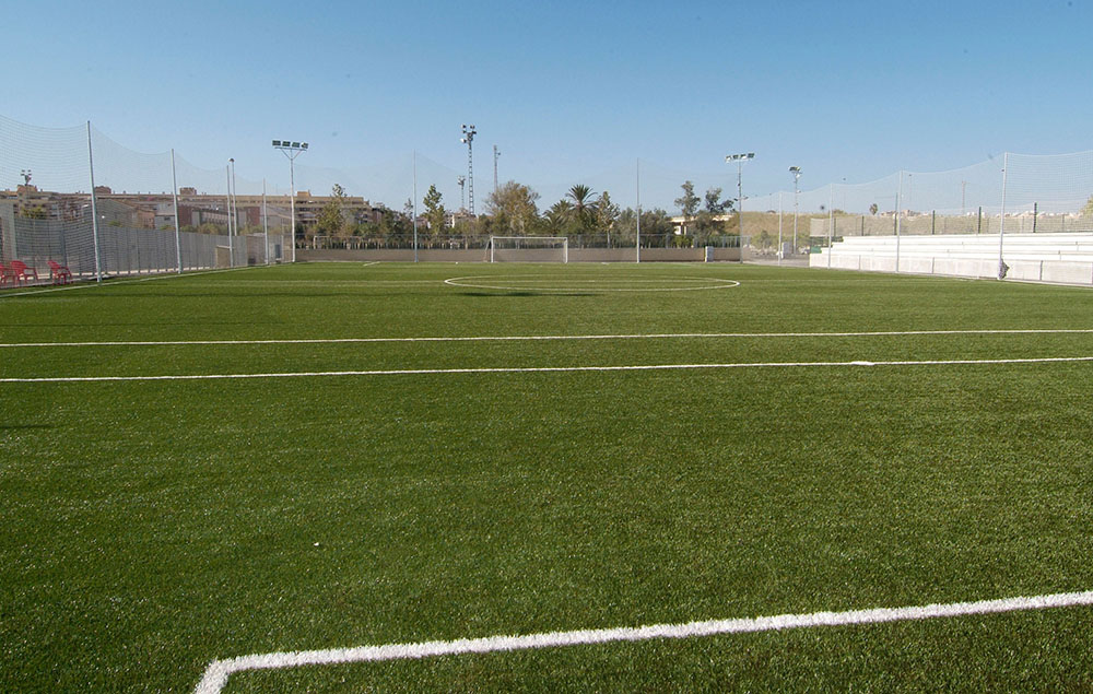 F tbol 7 i campeonato nacional policial en valencia - Campo de futbol del valencia ...