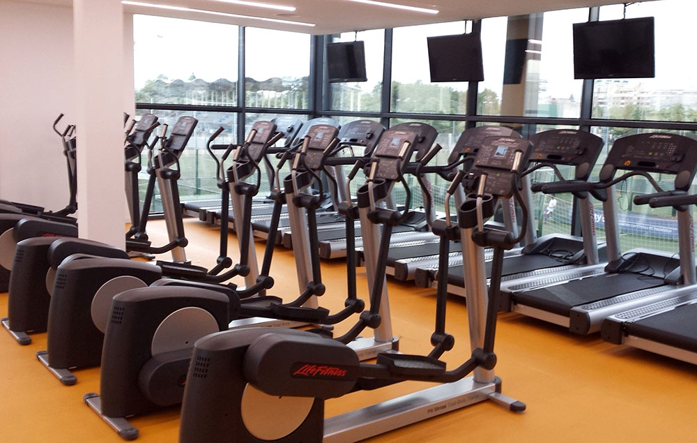 máquinas de cardio gimnasio