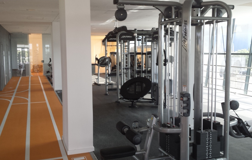 máquina de fitness sinergy