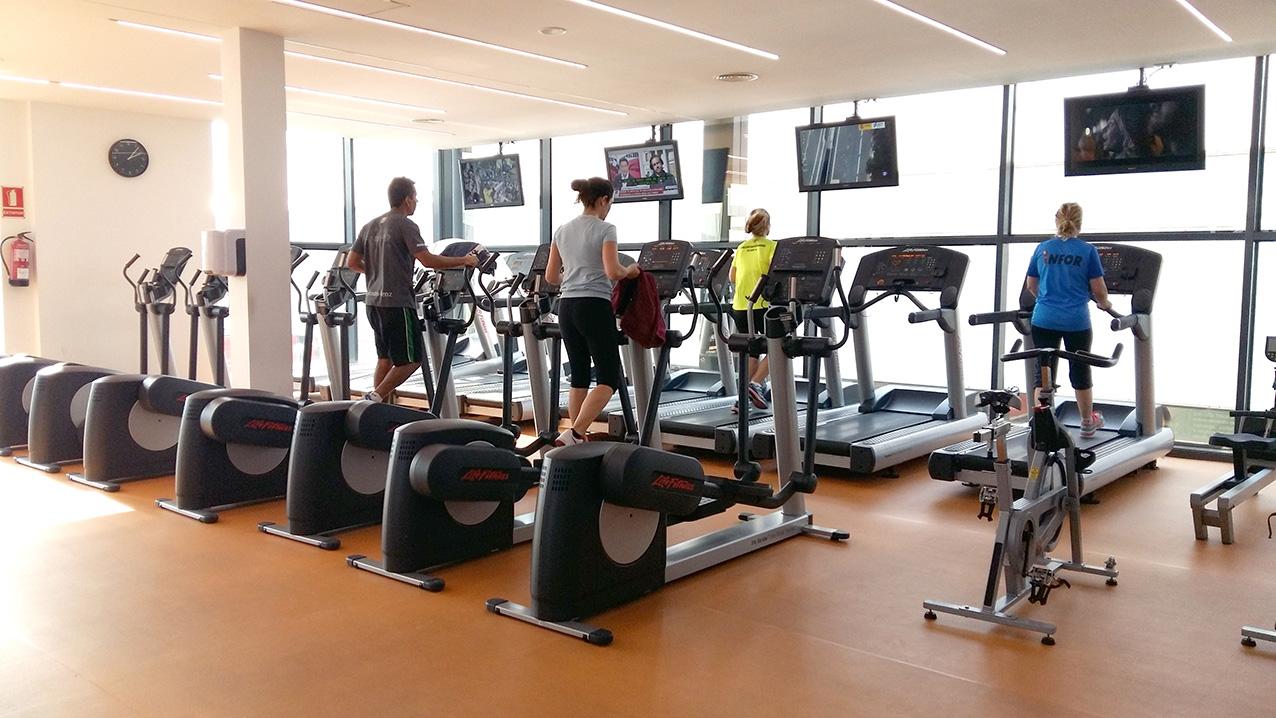 ejercicio físico Gymcity