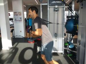 preparación física oposiciones