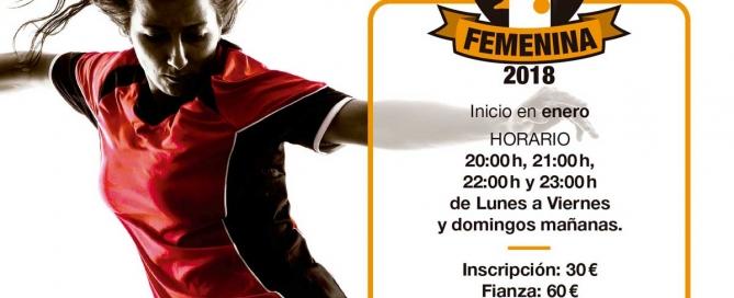 liga femenina futbolcity