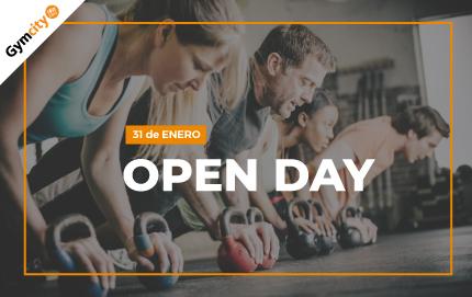 Open Day 31 Enero