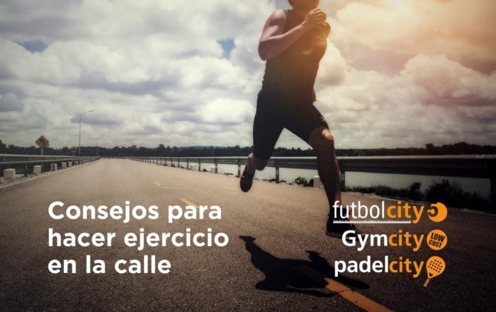 deporte en la calle